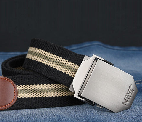 Woven Clip Belt (9 Colors) - TakeClothe - 1
