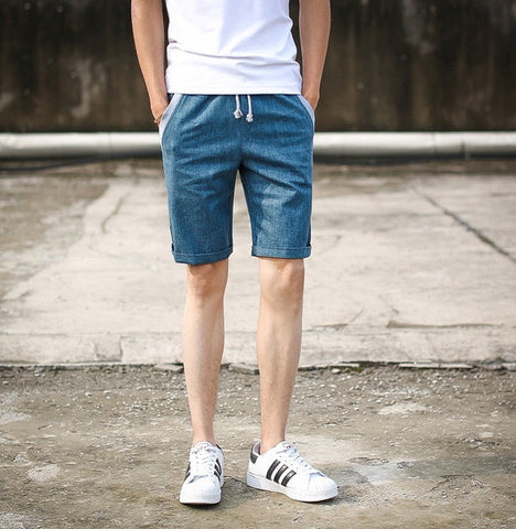 Poplin Casual Shorts (3 Colors) - TakeClothe - 1