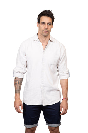 KINN 398 Collection Linen Shirt