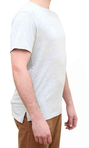 KINN Apparel Men's Long Line Tee Shirt