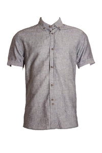 KINN Chambray short sleeved shirt