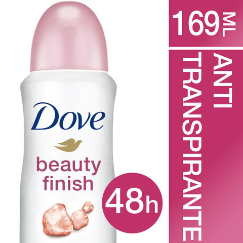 Antitranspirante en Aerosol DOVE Beauty Finish