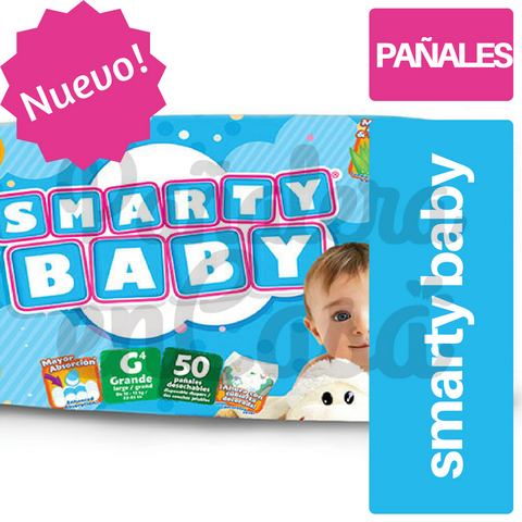 Pañales SMARTY BABY