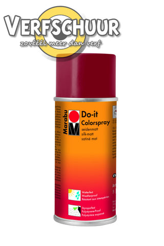 Marabu Do-It colorspray Terracotta 008, 150ml