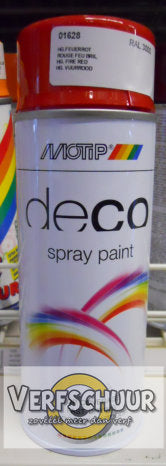 MOTIP Color Spray HG 400ml 01628 RAL3000