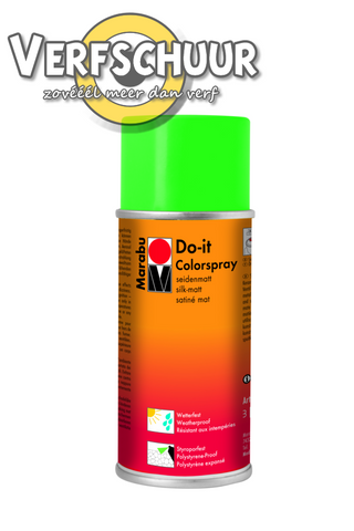 Marabu Do-It colorspray Groen 062, 150ml