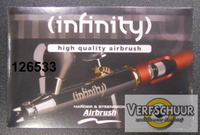 Infinity Solo nozzle set 0.15mm fine line, cup 2ml, quick fix 126533