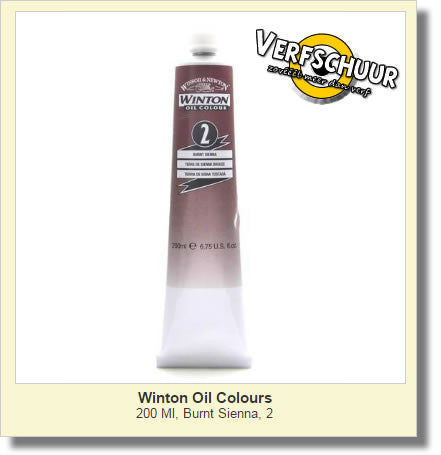 W&N. WINTON OIL COL. TUBE 200 ML. burnt sienna-02