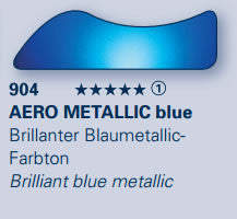 AERO COLOR Prof. Effect AERO METALLIC blue 28ml serie:1 28904023