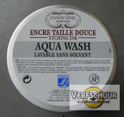 Aqua wash 150ml noir de carbone s1