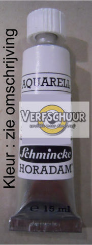 HORADAM AQUARELL 15ml jaune citron serie:1 14215006