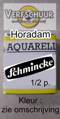 HORADAM AQUARELL 1/2 P orange de cadmium foncé serie:3 14228044
