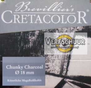 Cretacolor Chunky Charcoal XSoft 495 00