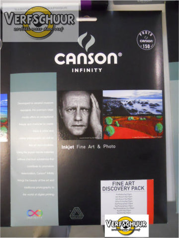 Canson Discovery Pack Fine Art 200004876