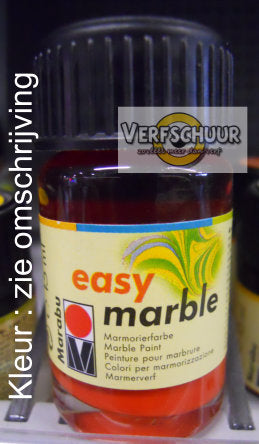 EASY MARBLE 15 ML LICHTBLAUW 090