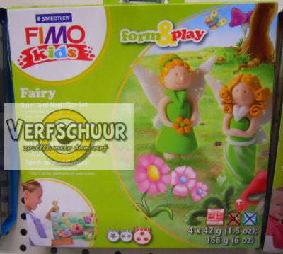 "Fimo kids Form&Play ""Fee"" 8034 04 LY"