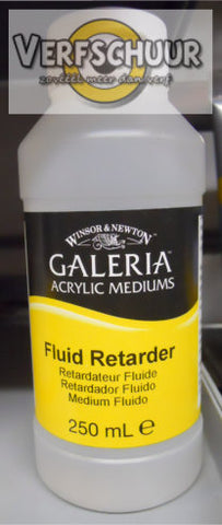 W&N. GALERIA ACRYLIC Fluid Retarder 250 ML.