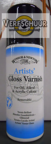 W&N. Gloss VARNISH 400ml 3041982