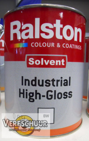 Industrial High-Gloss Solvent BW 1L