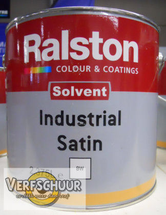 Ralston Industrial Satin Solvent basis BW 2,5L