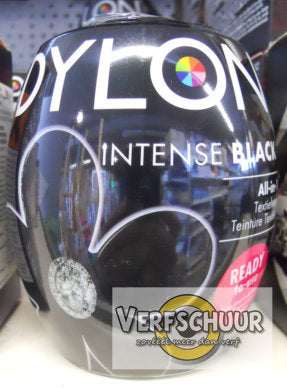 Dylon Color Fast Bol N°12 Intense Black+zout 350gr