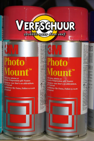 3M photo mount spray 400ml