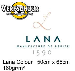 Lana colours orange 50x65cm 160g/m² 15011497 (11497)