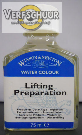 W&N. A.W.C. LIFTING PREPARATION 75 ML 2821765