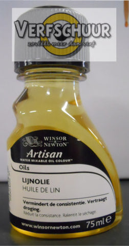 W&N. ARTISAN - LINSEED OIL 75 ml.2821723