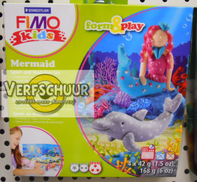 "Fimo kids Form&Play ""Mermaid"" 8034 12 LY"