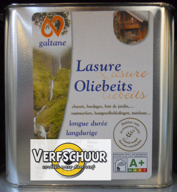 Oliebeits wit 7017 2.5L