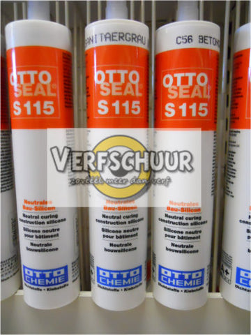 OTTO SEAL s115 310ml c67 antrazit