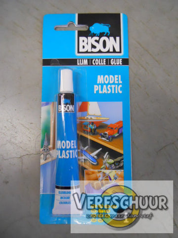 Bison Model plastic blister 25ml
