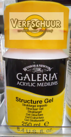 W&N. GALERIA ACRYLIC Stucture GEL 250 ML.