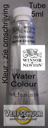 W&N. A.W.C. TUBE 5 ML. SERIE I yellow ochre light 0102745