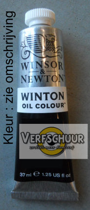 W&N. WINTON OIL COL. TUBE 37 ML. CAD RED HUE 5