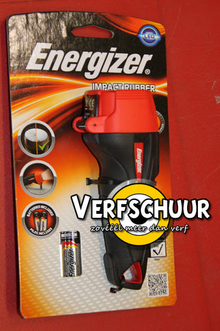 Energizer impact rubber LED 2AAA