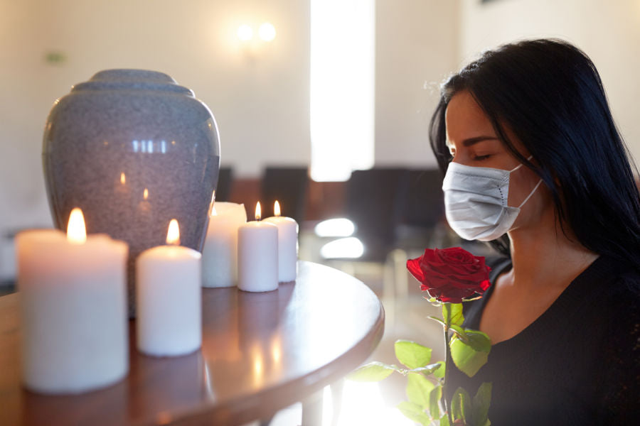 planning a funeral pandemic