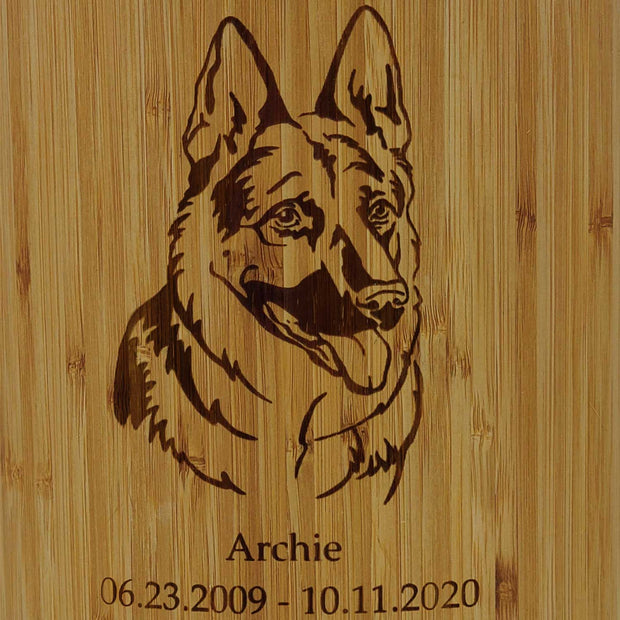 German Shepherd Urns