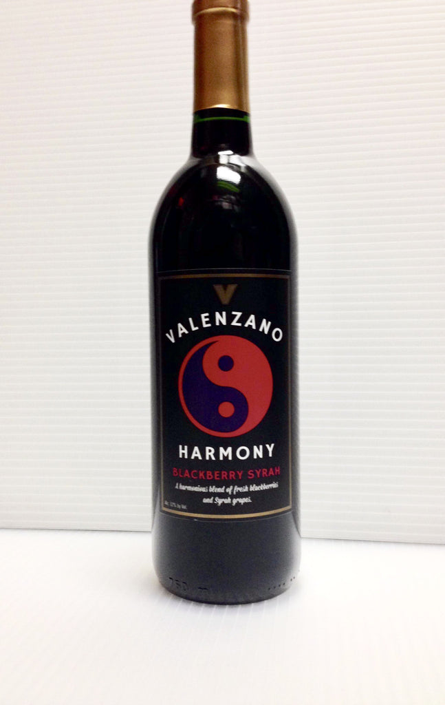 Harmony Blackberry Syrah