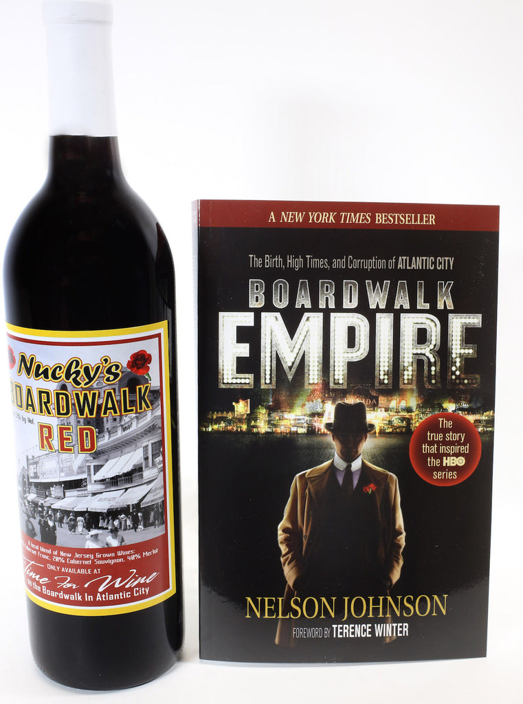 Nucky's Boardwalk Red