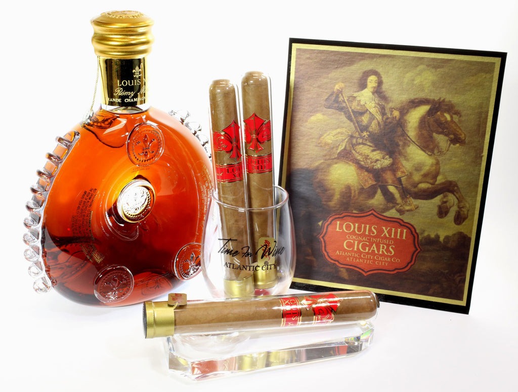 Atlantic City Cigar Company Louis Xiii Infused Cigar Atlantic City Cigar Co