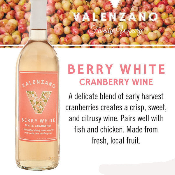 Berry White Cranberry