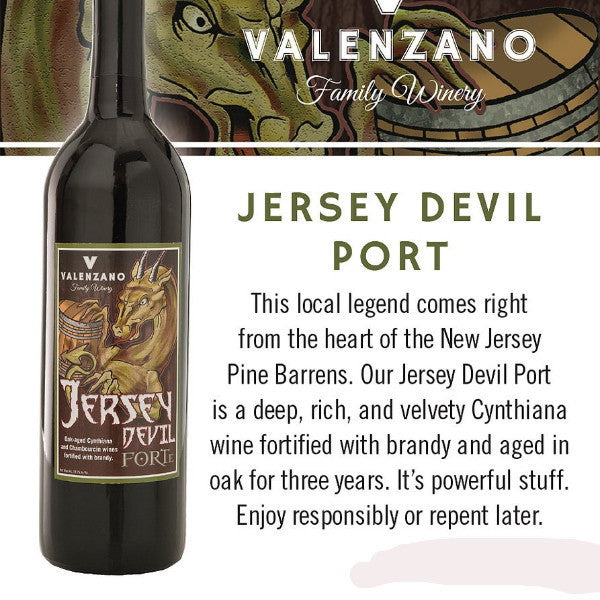 Jersey Devil Port Wine