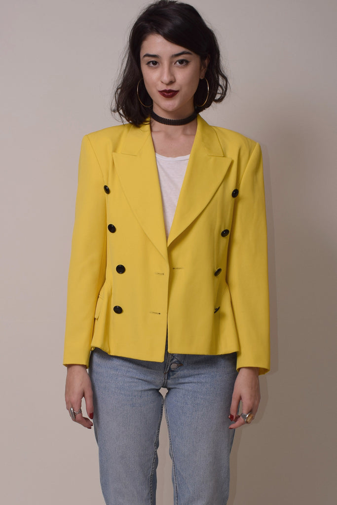 Blazer vintage Escada from LA