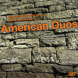 American Duos - Jennifer Frautschi & John Blacklow - Albany Records