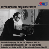 Alfred Brendel plays piano works by Beethoven