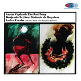 André Previn Conducting Copland The Red Pony - Britten Sinfonia Da Requiem  The St. Louis Symphony