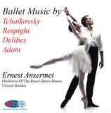Ansermet conducts Ballet Music with the The Orchestra Of The Royal Opera House, Covent Garden