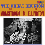 Louis Armstrong, Duke Ellington ‎– The Great Reunion (Pure DSD)